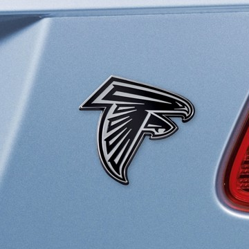 Picture of NFL - Atlanta Falcons Emblem - Chrome