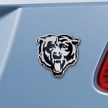 Picture of NFL - Chicago Bears Emblem - Chrome