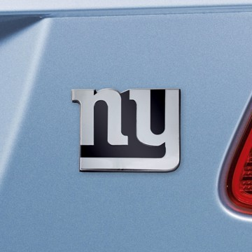 Picture of NFL - New York Giants Emblem - Chrome