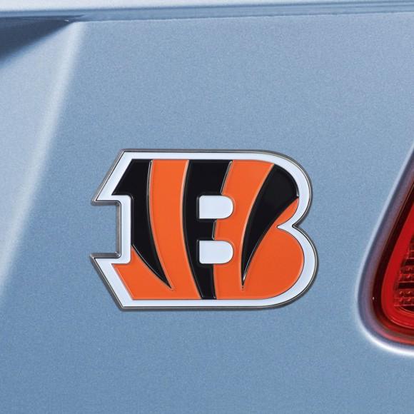 Picture of NFL - Cincinnati Bengals Emblem - Chrome