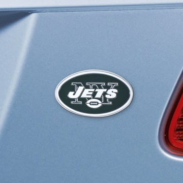 Picture of NFL - New York Jets Emblem - Chrome
