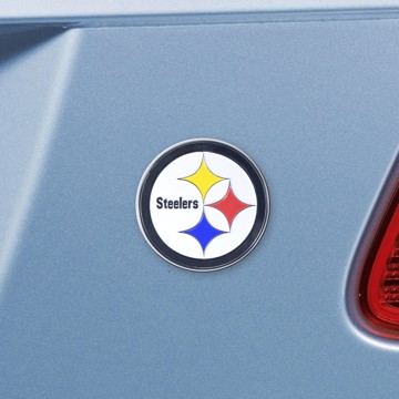 Picture of NFL - Pittsburgh Steelers Emblem - Color