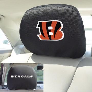 Picture of NFL - Cincinnati Bengals Headrest Cover