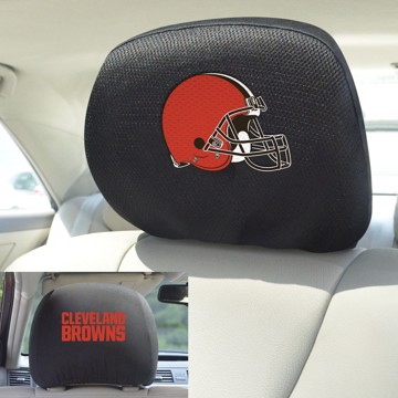 Picture of NFL - Cleveland Browns Headrest Cover