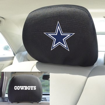 Picture of NFL - Dallas Cowboys Headrest Cover