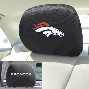Picture of NFL - Denver Broncos Headrest Cover