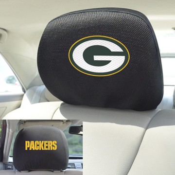 Picture of NFL - Green Bay Packers Headrest Cover