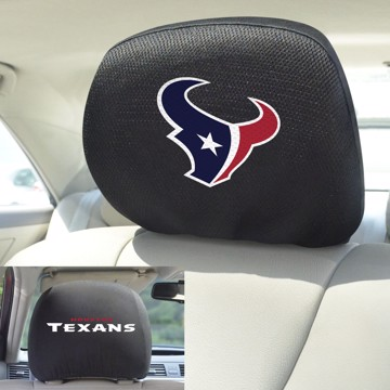 Picture of NFL - Houston Texans Headrest Cover