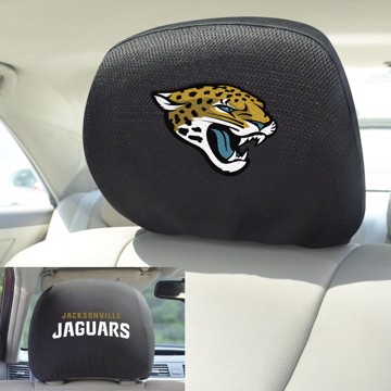 Picture of NFL - Jacksonville Jaguars Headrest Cover