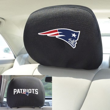 Picture of NFL - New England Patriots Headrest Cover