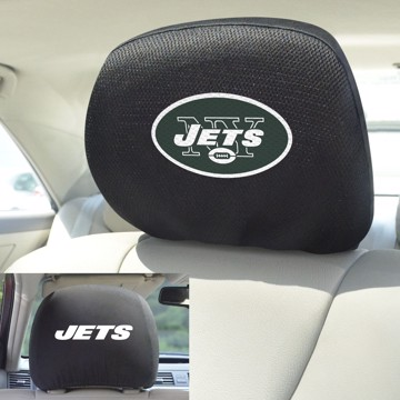 Picture of NFL - New York Jets Headrest Cover