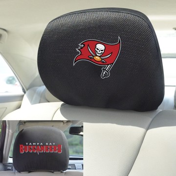 Picture of NFL - Tampa Bay Buccaneers Headrest Cover