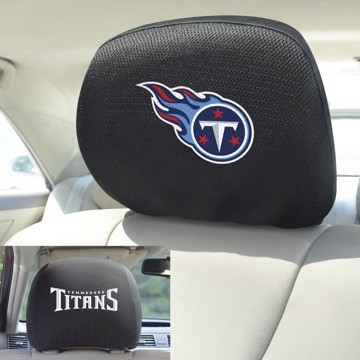 Picture of NFL - Tennessee Titans Headrest Cover