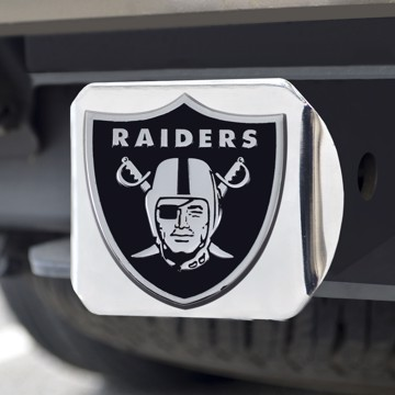 Picture of NFL - Oakland Raiders Hitch Cover