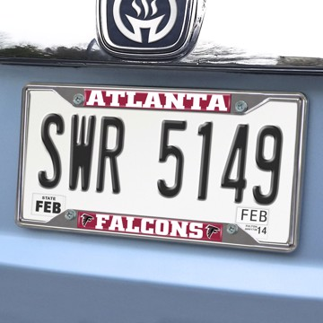 Picture of NFL - Atlanta Falcons License Plate Frame