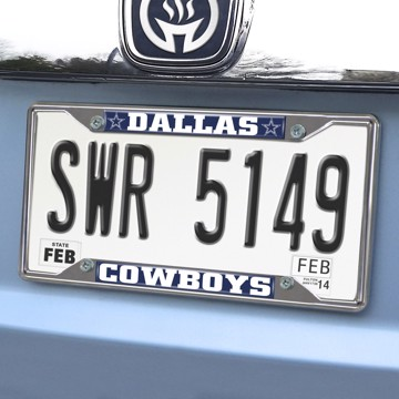 Picture of NFL - Dallas Cowboys License Plate Frame