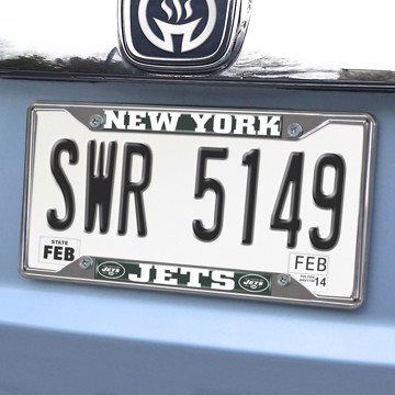 Picture of NFL - New York Jets License Plate Frame