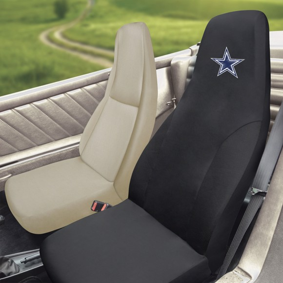 Awe Inspiring Nfl Dallas Cowboys Seat Cover Alphanode Cool Chair Designs And Ideas Alphanodeonline