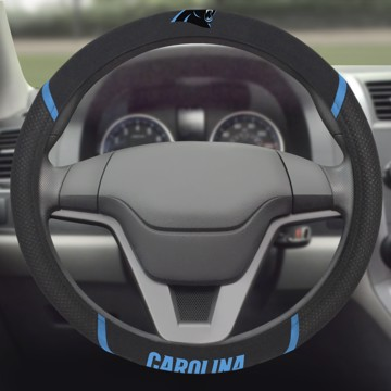 Picture of NFL - Carolina Panthers Steering Wheel Cover