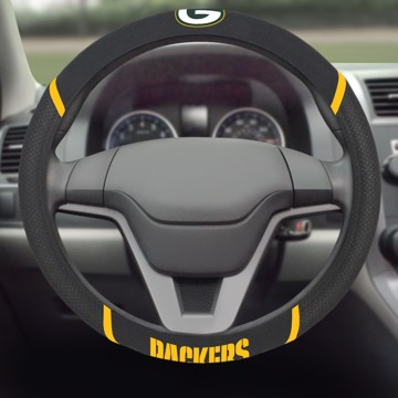 Picture of NFL - Green Bay Packers Steering Wheel Cover