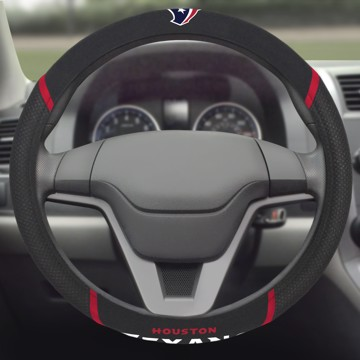 Picture of NFL - Houston Texans Steering Wheel Cover