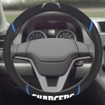 Picture of NFL - Los Angeles Chargers Steering Wheel Cover