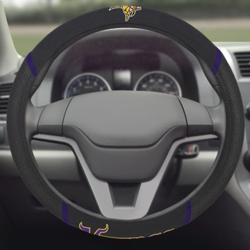 Picture of NFL - Minnesota Vikings Steering Wheel Cover