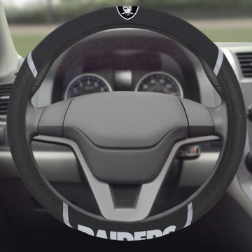 Picture of NFL - Oakland Raiders Steering Wheel Cover