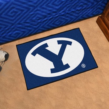 Picture of Brigham Young Starter Mat