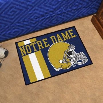 Picture of Notre Dame Starter Mat