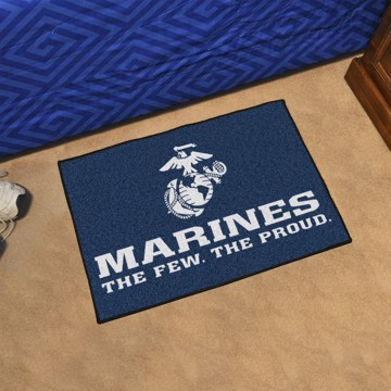 Picture of U.S. Marines Starter Mat