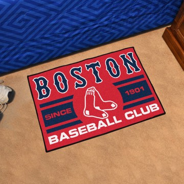 Picture of MLB - Boston Red Sox Starter Mat