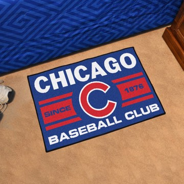 Picture of MLB - Chicago Cubs Starter Mat