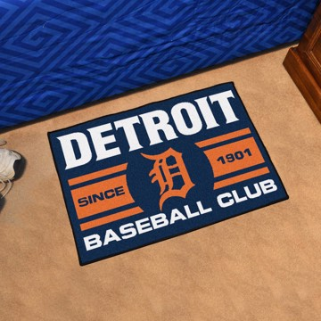Picture of MLB - Detroit Tigers Starter Mat