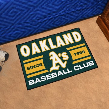 Picture of MLB - Oakland Athletics Starter Mat