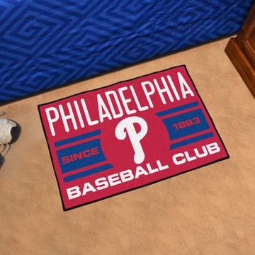 Picture of MLB - Philadelphia Phillies Starter Mat