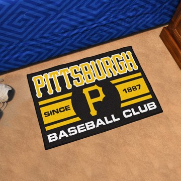 Picture of MLB - Pittsburgh Pirates Starter Mat