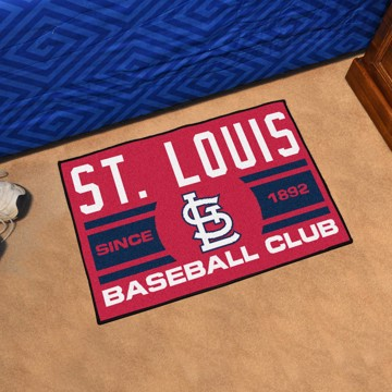 Picture of MLB - St. Louis Cardinals Starter Mat