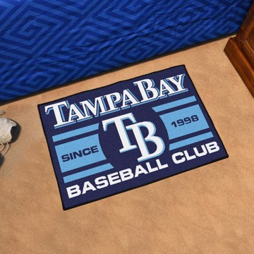 Picture of MLB - Tampa Bay Rays Starter Mat