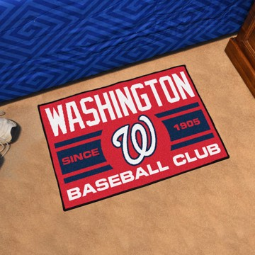 Picture of MLB - Washington Nationals Starter Mat