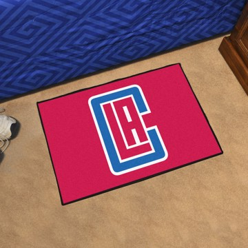 Picture of NBA - Los Angeles Clippers Starter Mat
