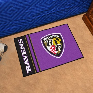 Picture of NFL - Baltimore Ravens Starter Mat