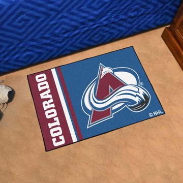 Picture of NHL - Colorado Avalanche Starter Mat