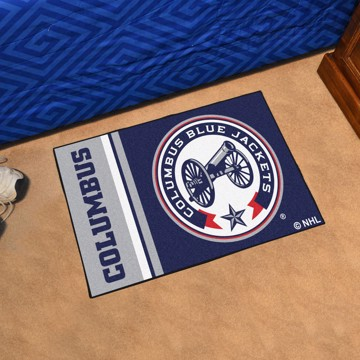 Picture of NHL - Columbus Blue Jackets Starter Mat