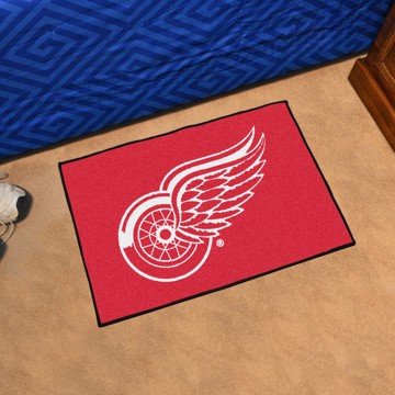 Picture of NHL - Detroit Red Wings Starter Mat