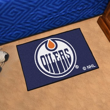 Picture of NHL - Edmonton Oilers Starter Mat