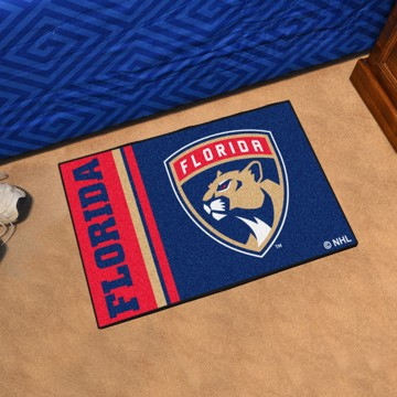 Picture of NHL - Florida Panthers Starter Mat