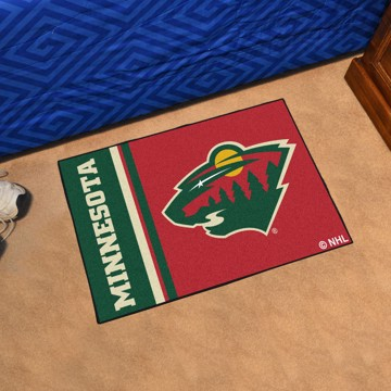 Picture of NHL - Minnesota Wild Starter Mat
