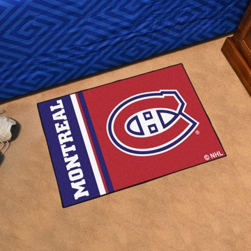 Picture of NHL - Montreal Canadiens Starter Mat