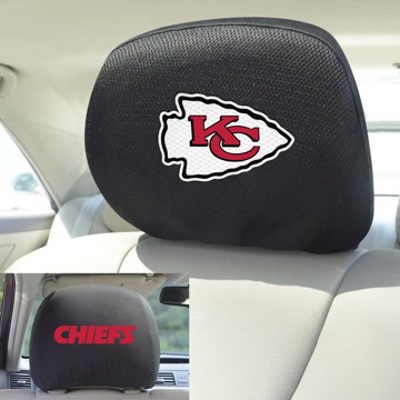 Picture of NFL - Kansas City Chiefs Headrest Cover